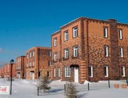 Коттеджный поселок (Новолуговое)
